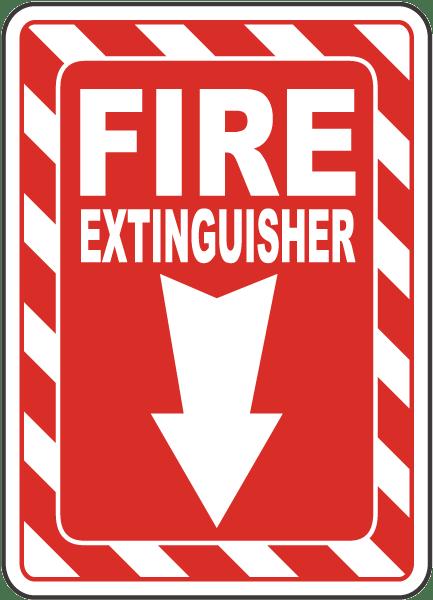 FireExtSign